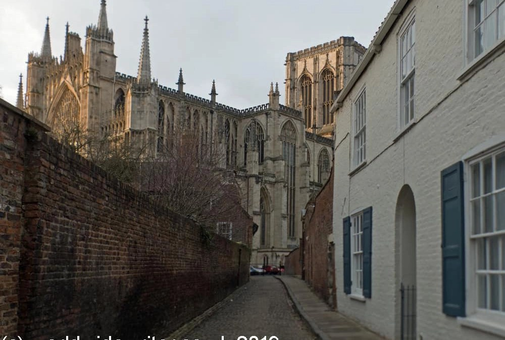 Discovering Hidden York