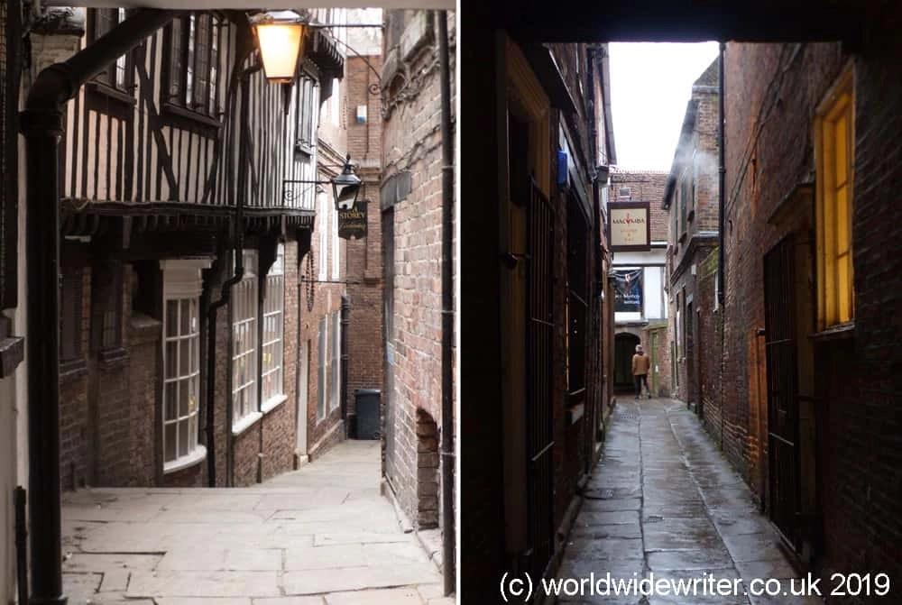York passageways