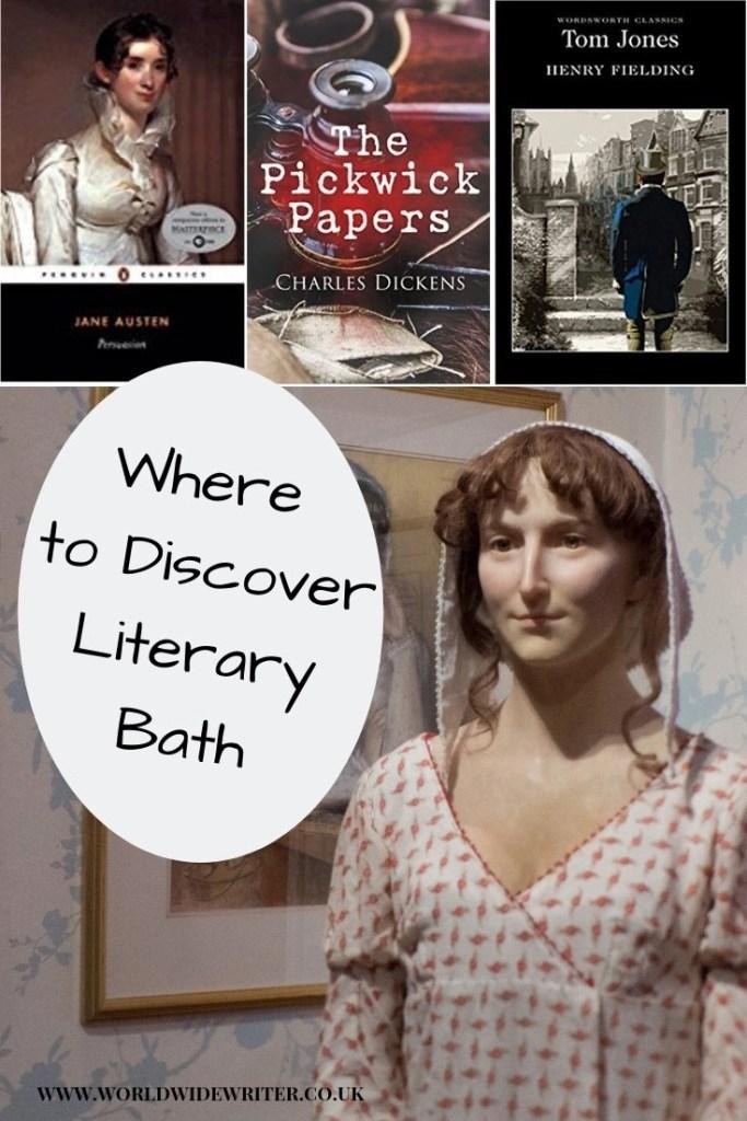 Jane Austen and Literary Bath