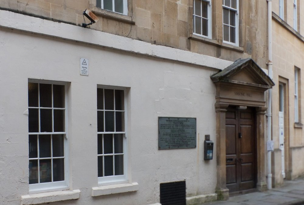 A Tour of the Old Theatre Royal and Masonic Hall, Bath