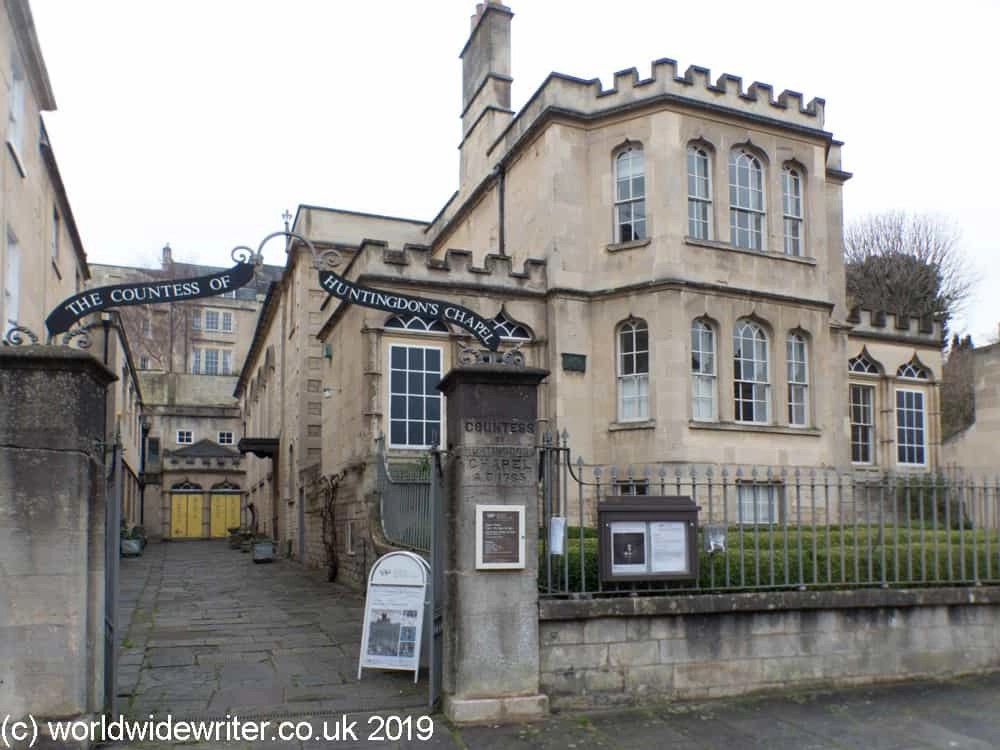 Museum of Bath Architecture