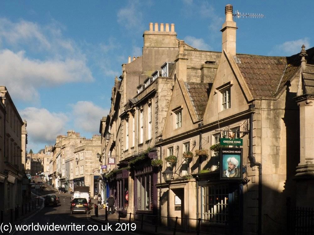 Saracen's Head, Bath