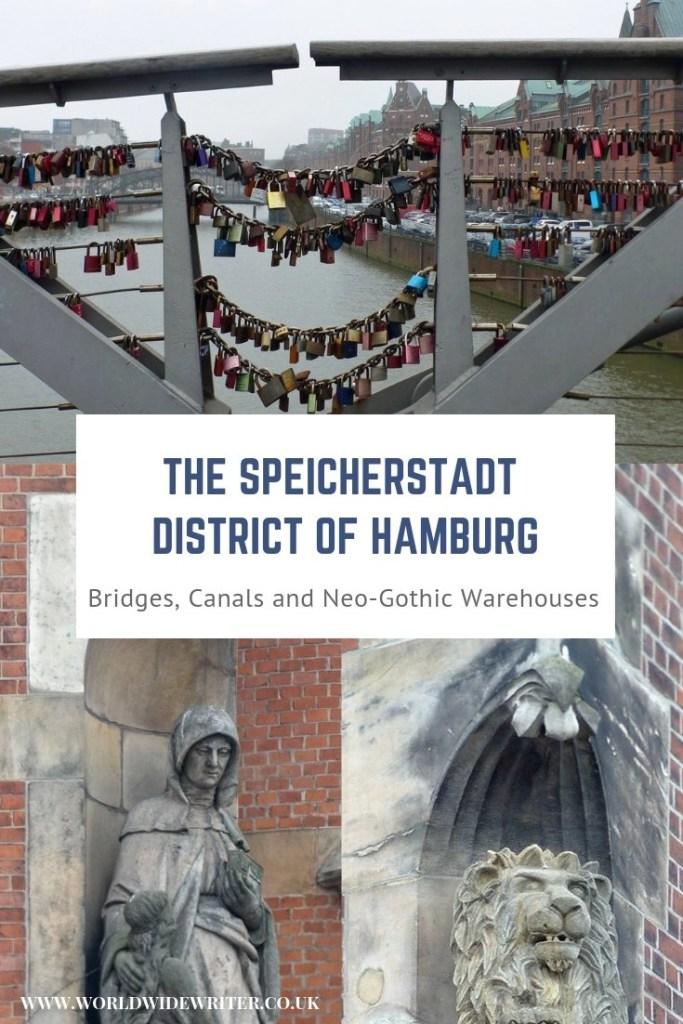 Speicherstadt, Hamburg