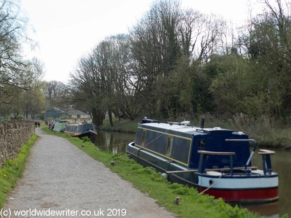 Kennet and Avon Canal, Bradford on Avon
