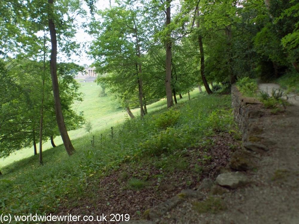 Wilderness, Prior Park, Bath