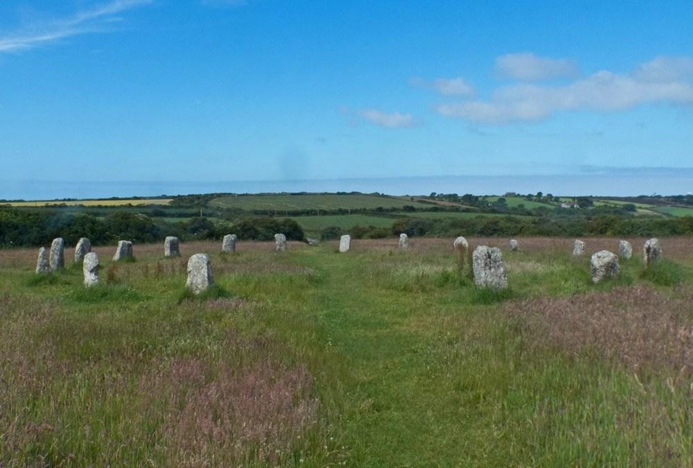 The Ancient Stone Circles of Cornwall