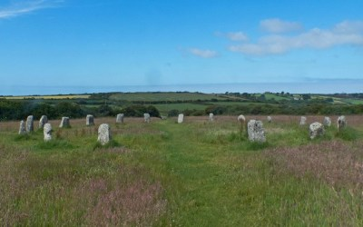 The Ancient Stone Circles of Cornwall