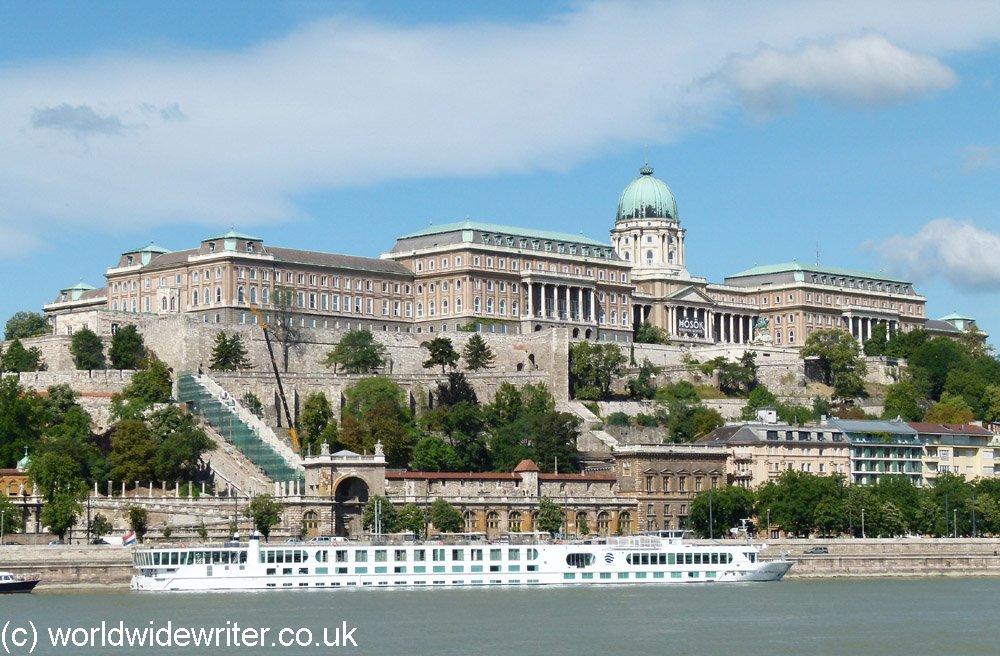 Walking Around Buda Castle Hill: Enjoying the Urban Landscape of Budapest