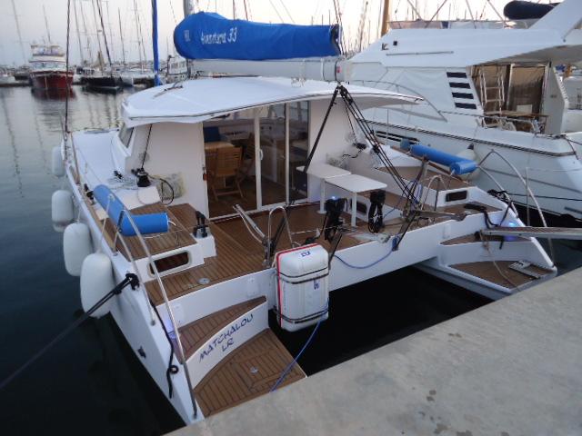 Aventura 33 Sailing Catamaran AVENTURA 33 A Vendre