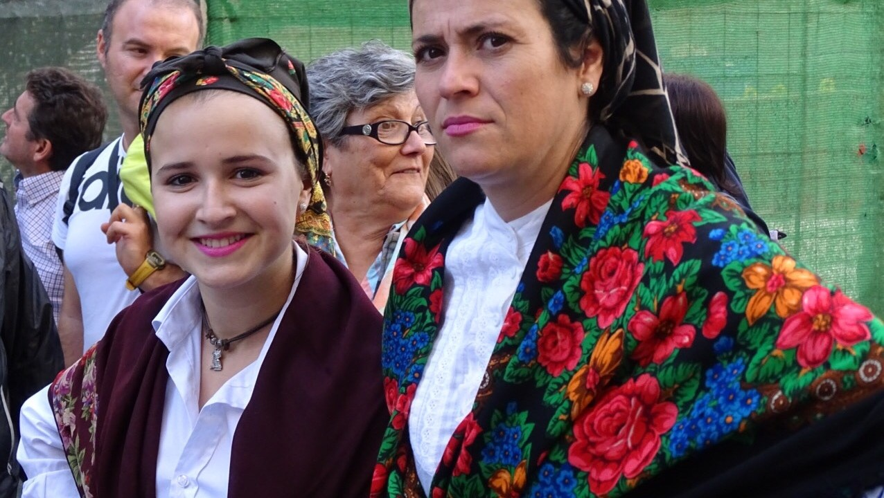 fiesta nacional de trashumancia Madrid