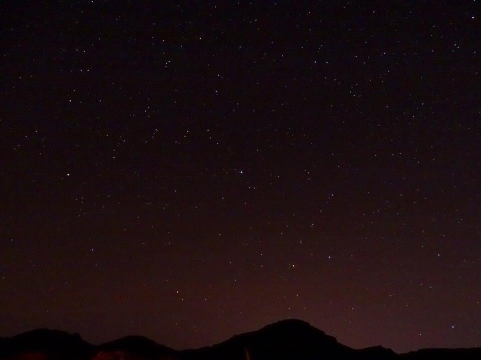 sterren kijken op tenerife