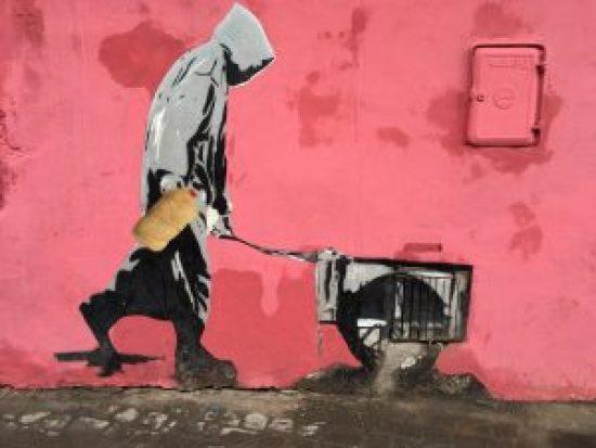street art medina marrakech