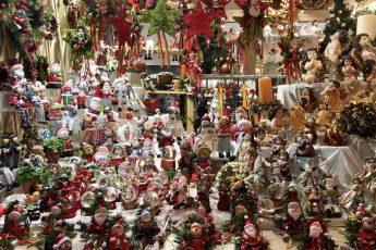 kerst in Düsseldorf