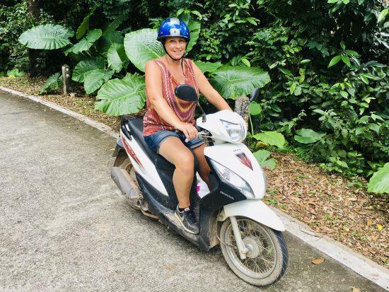 scooter huren Koh Lanta