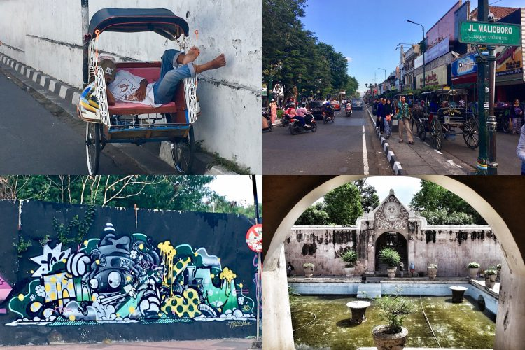 Doen in Yogyakarta, Java