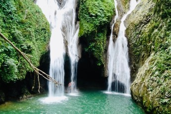 Waterval Vegas Grande Topes de Collantes