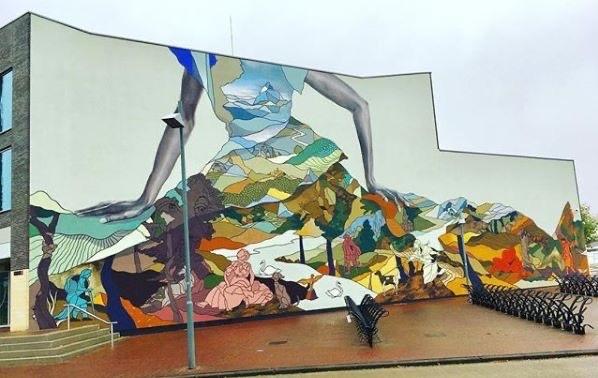 street art Helmond