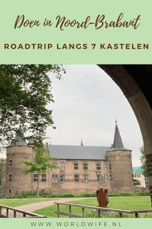 Doen in Noord-Brabant: roadtrippen langs 7 kastelen