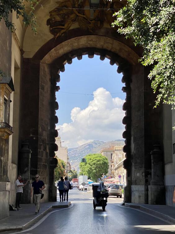 Route rondreis Sicilië