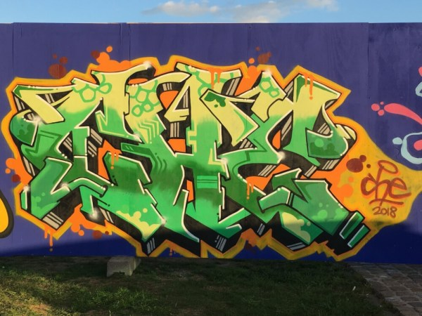Graffiti Helmond