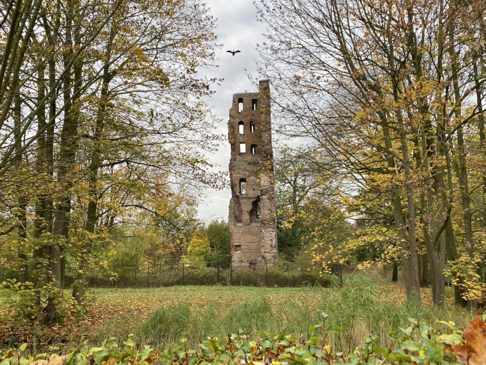 Kasteel Strijen Noord-Brabant Zuiderwaterlinie