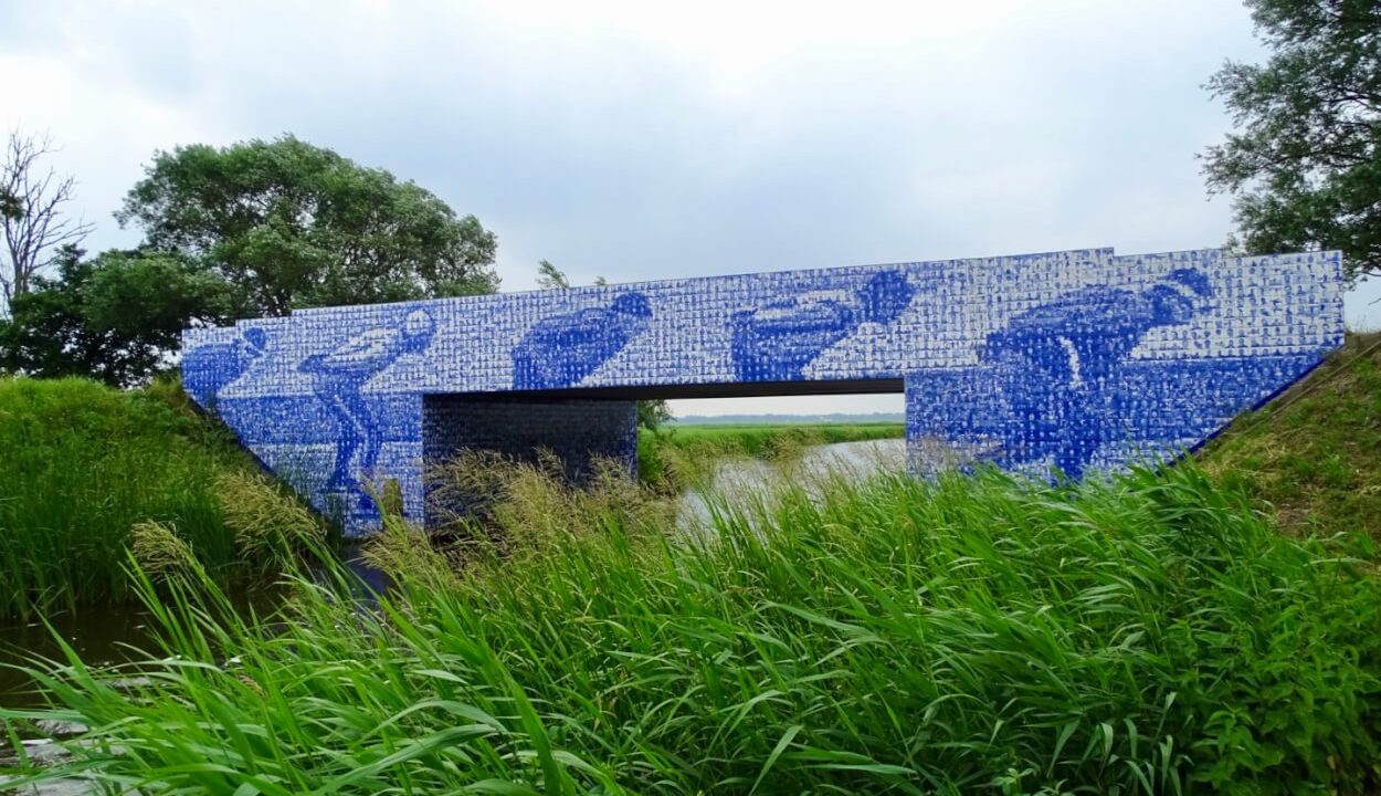 Tegeltjesbrug Elfstedentocht