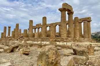 De Tempelvallei in Agrigento is een must-do als je op Sicilië bent