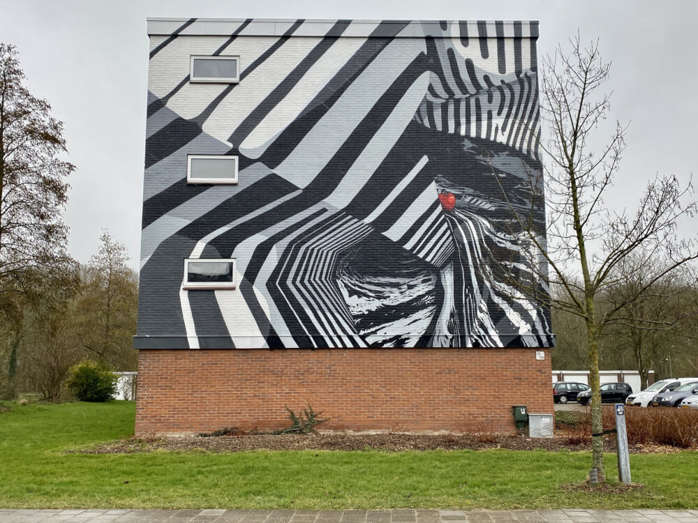 De mooiste street art in Goes.
