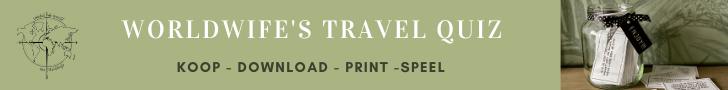 Printable Travel Quiz