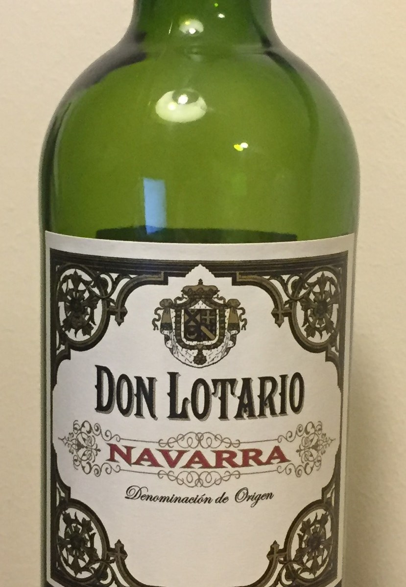 Don Lotario Navarra Gran Reserva 2009 Front