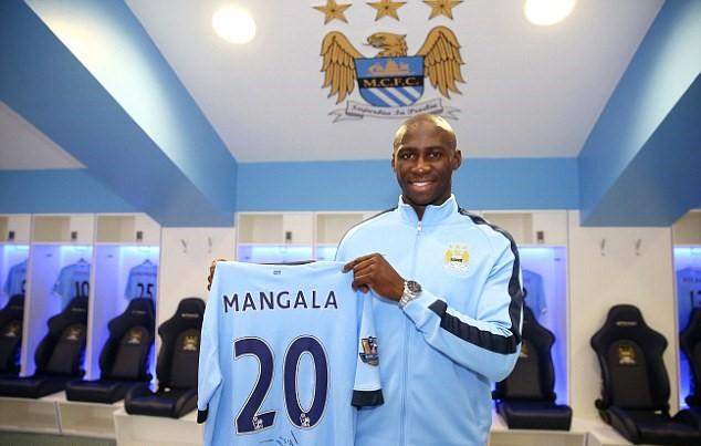 Mangala détenu par tiere-propriété © PA/Manchester City