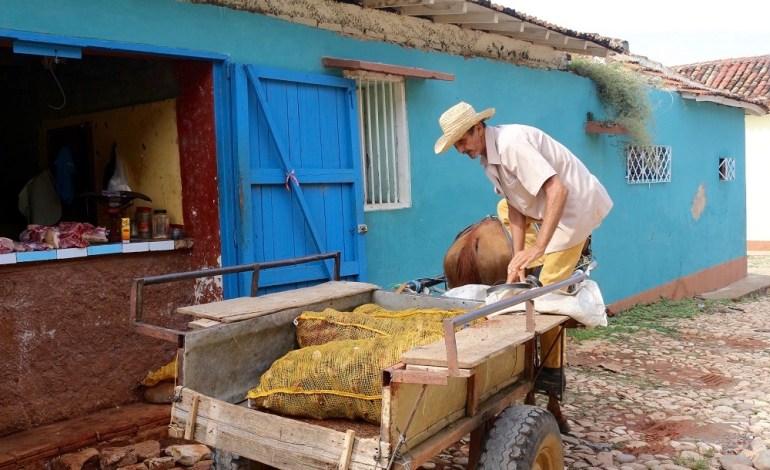 Ici, l'authenticité a su s'imposer et perdurer afin de faire de Trinidad un petit bijou colonial entre mer et montagne. C'est une ville à taille humaine où on se sent bien. © Lucie Martin/Worldzine