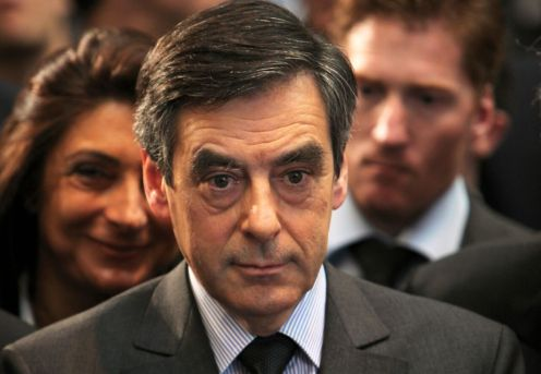 Isabelle Le Callennec soutient François Fillon.