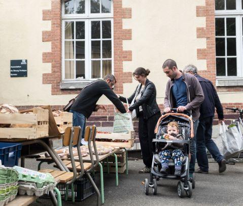 INTERVIEW. I-amap-y à Rennes, le bonheur défini par une assiette saine