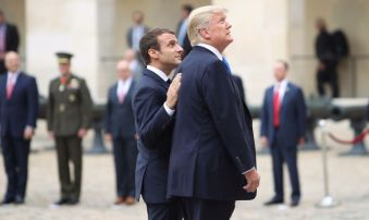 Diplomatie macronienne et Donald Trump : quand la Realpolitik sert l'idéalisme