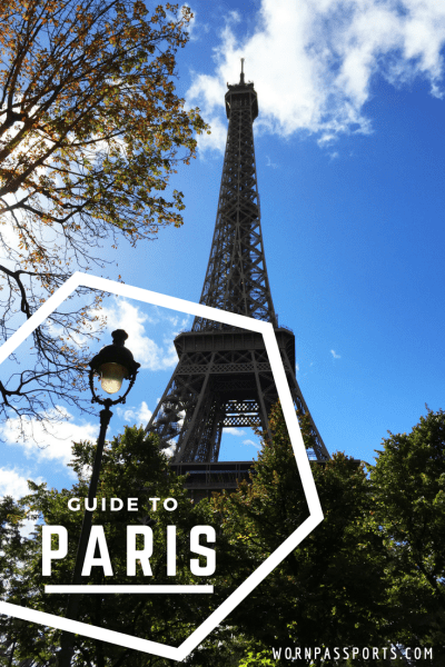 Sample itinerary for 3 days in Paris, France: best activities, restaurants & transportation recommendations. | wornpassports.com