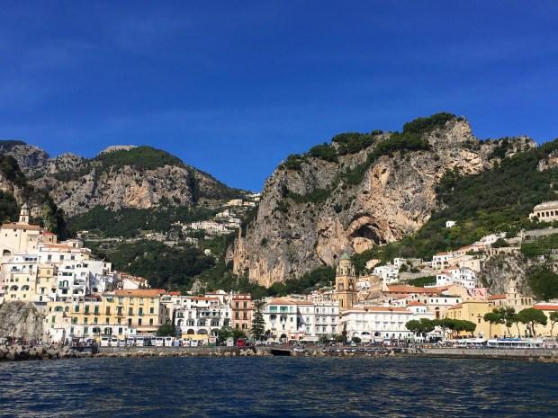 Amalfi coast boat tour   Travel Amalfi   Naples   Italy