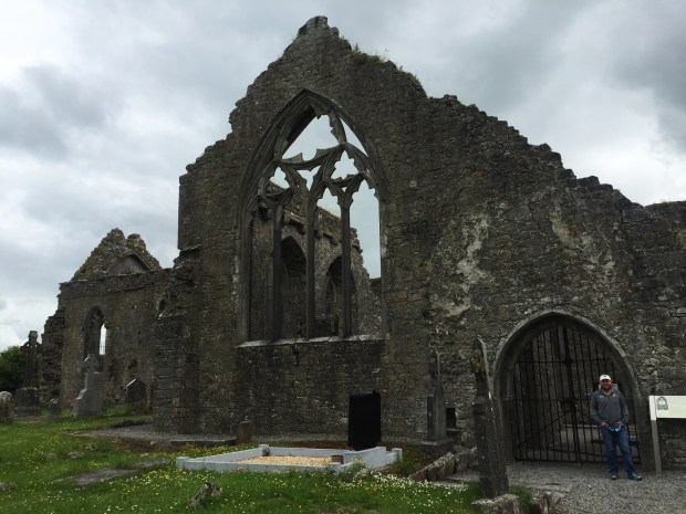 Historic Church | Drive from Dublin to Galway | Ireland