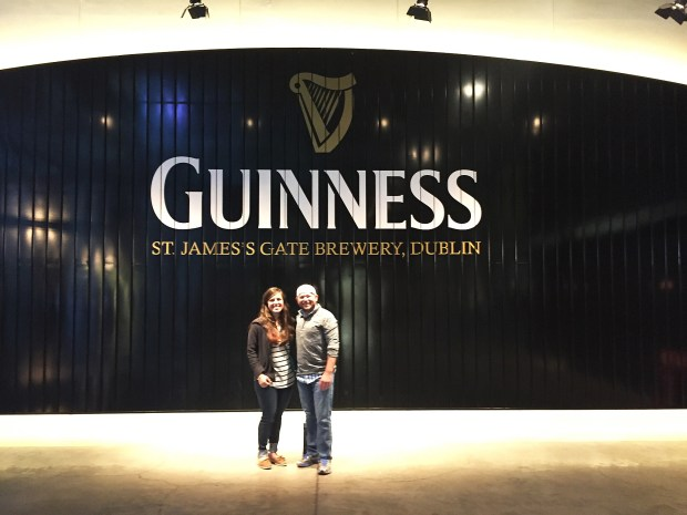 Guiness Storehouse Tour | Dublin | Ireland