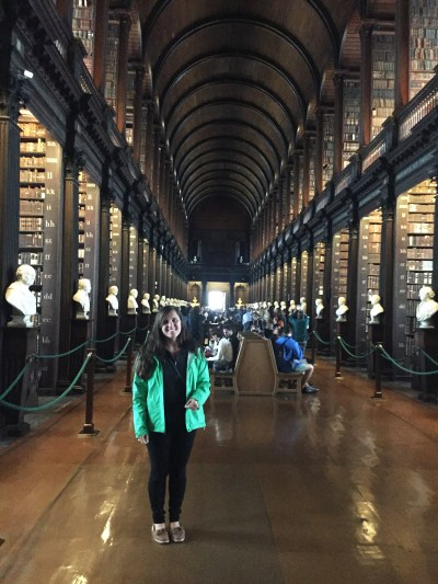 Trinity University Library | University Tour | The Book of Kells | Dublin | Ireland