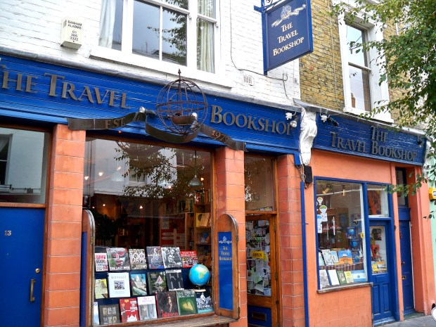 The Travel Bookshop | Notting Hill | London | England