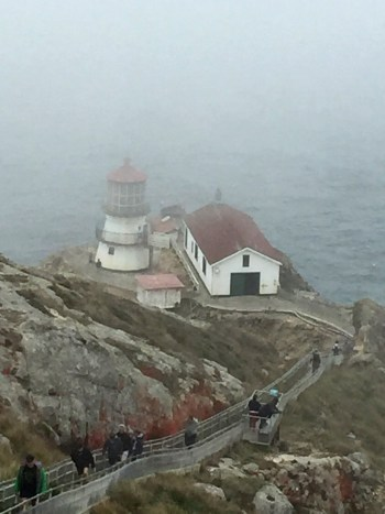 Point Reyes Lighthouse | Point Reyes National Seashore | Marin County | Northern California