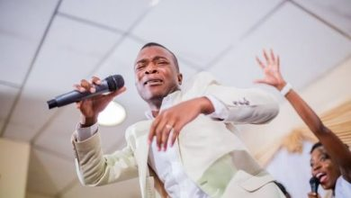 Photo of Gospel singer Takie Ndou has taken an unusual approach to promote his new album and spread the word of God.