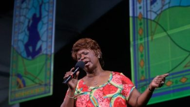 Photo of Irma Thomas lets the sun shine at Jazz Fest 2016 gospel show
