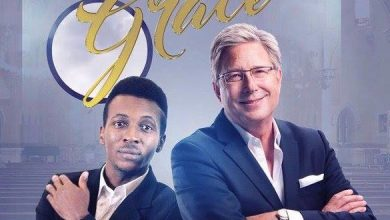 Photo of The story behind Frank Edwards and Don Moen's Grace Album.