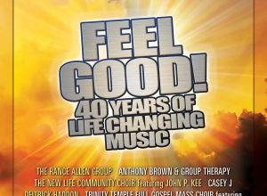 """Photo of Tyscot Records Marks Four Decades Of Inspirational Songs On """"Feel Good Gospel""""."""