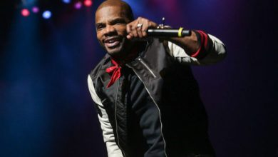 Photo of Kirk Franklin brings praise, worship and powerful testimony to the Peabody