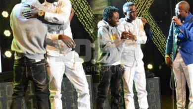 Photo of Gospel artistes Bahati and Willy Paul miss out on Groove Awards nomination night