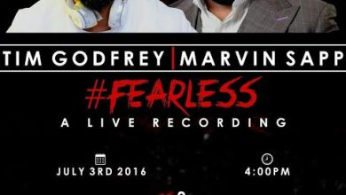 Photo of #FearlessByTimGodfrey Concert Now FREE To Attend. Register NOW!!!