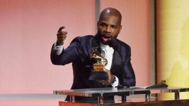 Photo of Kirk Franklin Declares 'I Believe in Jesus' in Gospel Award Speech